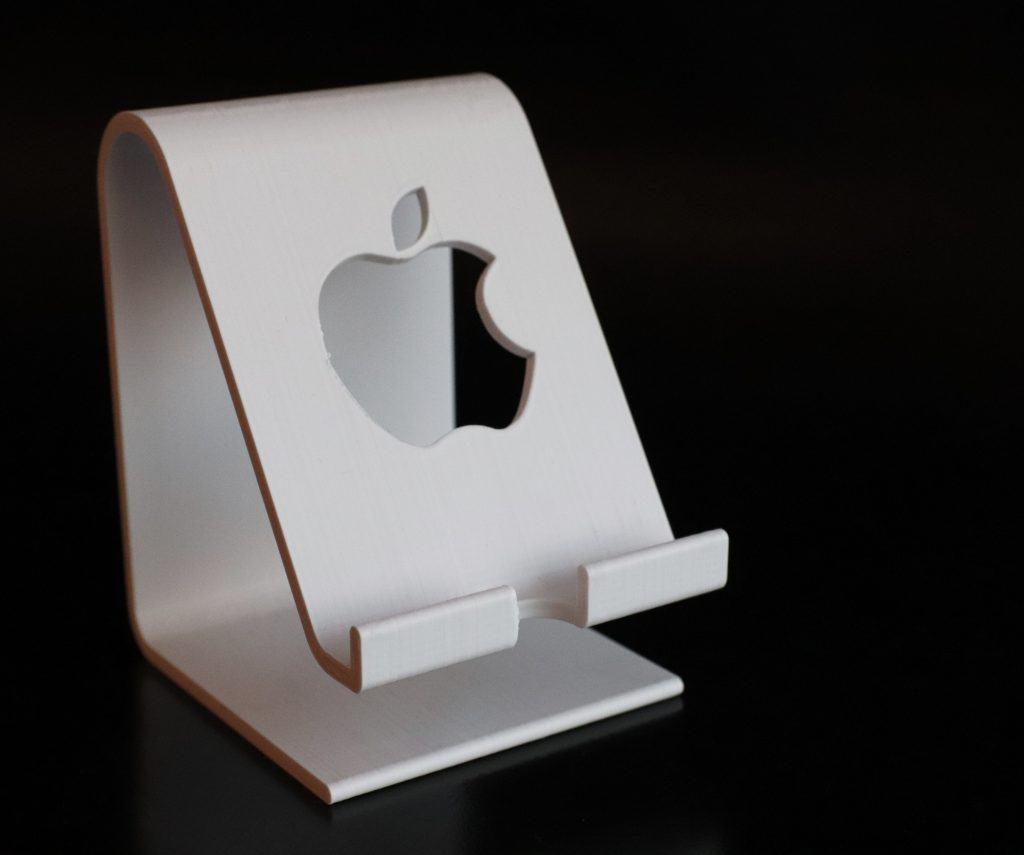 הדפסה תלת מימדית של מחזיק לסלולרי